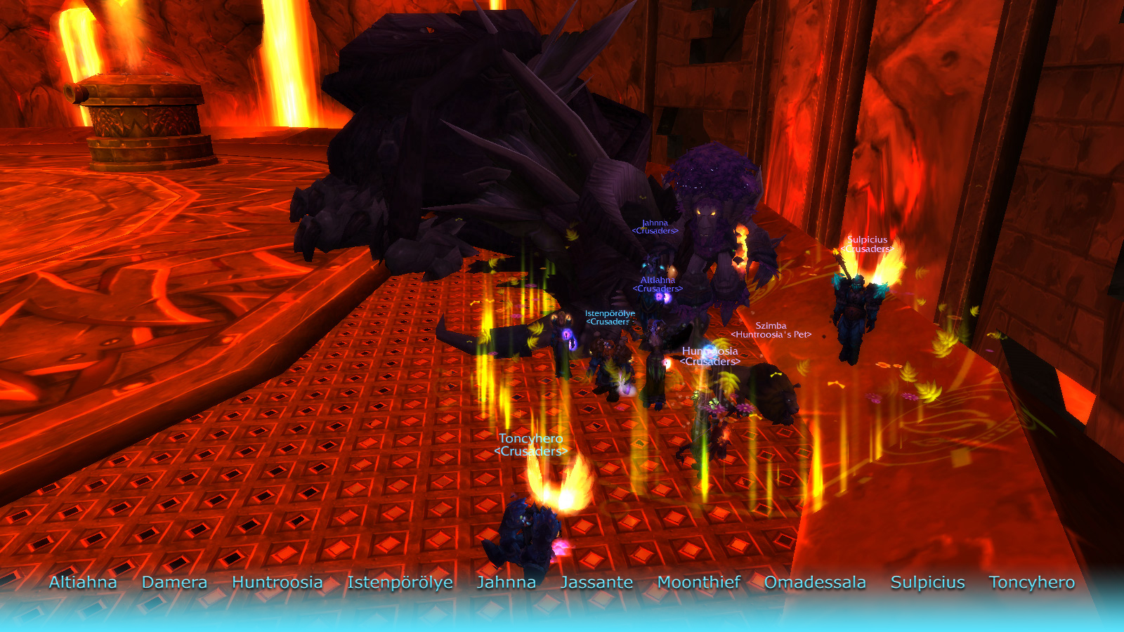 how to get to blackwing descent raid